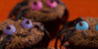 Food, Cupcake, Sweetness, Dessert, Baked goods, Chocolate, Cake, Cuisine, Baking cup, Recipe,
