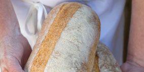 Finger, Skin, Bread, Food, Ingredient, Baked goods, Orange, Gluten, Snack, Staple food,
