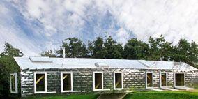 Grass, Property, Land lot, Real estate, Facade, Home, Roof, Fixture, Lawn, Garden,