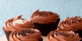 Food, Cupcake, Sweetness, Cuisine, Dessert, Baked goods, Baking cup, Ingredient, Cake, Recipe,