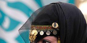 Mask, Masque, Headgear, Costume accessory, Costume, Tradition, Costume design, Cloak, Makeover, Mantle,