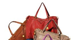 Product, Blue, Brown, Bag, Red, Photograph, White, Fashion accessory, Style, Purple,