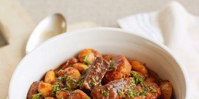 Food, Serveware, Dish, Recipe, Dishware, Ingredient, Cuisine, Meat, Bowl, Cooking,