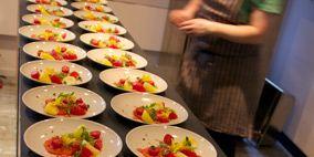 Food, Dishware, Cuisine, Meal, Tableware, Dish, Culinary art, Garnish, Plate, Recipe,