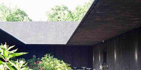 Vegetation, Property, Plant community, Shrub, Real estate, Sunlight, Garden, Concrete, Yard, Shade,
