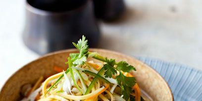 Cuisine, Food, Ingredient, Produce, Dish, Recipe, Bowl, Garnish, Vegetable, Fast food,