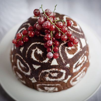 Christmas Dessert Recipes.Gordon Ramsay S Christmas Bombe