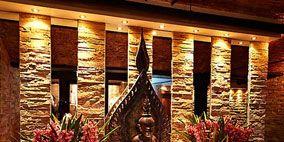 Flowerpot, Interior design, Bronze sculpture, Flower Arranging, Houseplant, Artifact, Vase, Sculpture, Brick, Floristry,