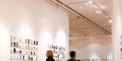 Flooring, Floor, Collection, Exhibition, Suit, Art gallery, Art, Wood flooring, Art exhibition, Suit trousers,