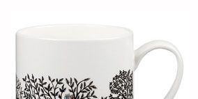 Product, Serveware, Green, Branch, Drinkware, Leaf, Cup, Dishware, Porcelain, Ceramic,