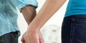 Blue, Finger, Denim, Trousers, Jeans, Textile, Standing, Joint, Wrist, White,