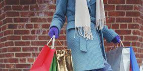 Blue, Winter, Trousers, Denim, Bag, Textile, Outerwear, White, Style, Snow,
