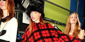 Plaid, Pattern, Textile, Tartan, Headgear, Fashion, Youth, Costume accessory, Street fashion, Fur,