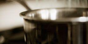 Liquid, Gas, Cookware and bakeware, Stove, Kitchen appliance accessory, Still life photography, Kitchen utensil, Steel, Aluminium,