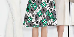 Clothing, Floor, Flooring, Sleeve, Shoe, Textile, Human leg, White, One-piece garment, Dress,