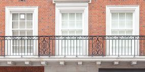 Facade, Property, Architecture, Real estate, Wall, Building, House, Residential area, Home, Fixture,
