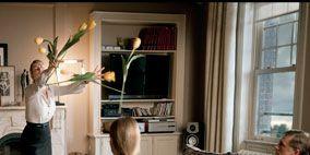 Human, Interior design, Room, Lighting, Human body, Living room, Furniture, Home, Interior design, Comfort,