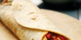 Food, Cuisine, Ingredient, Dish, Plate, Flatbread, Recipe, Finger food, Fast food, Tortilla,