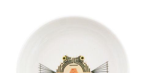 Dishware, Circle, Kitchen utensil, Serveware, Fish,