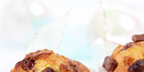 Food, Cuisine, Baked goods, Dessert, Muffin, Dish, Baking cup, Cake, Recipe, Ingredient,