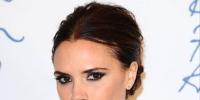 Lip, Hairstyle, Chin, Forehead, Eyebrow, Eyelash, Style, Beauty, Neck, Electric blue,
