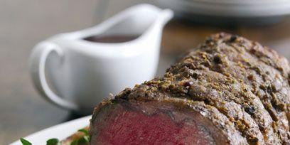 Food, Serveware, Dishware, Beef, Meat, Ingredient, Pork, Beef tenderloin, Drinkware, Steak,