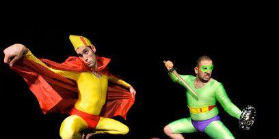 Arm, Fun, Hand, Fictional character, Superhero, Wrist, Costume design, Hero, Animation, Gesture,