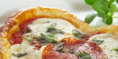 Food, Cuisine, Dish, Ingredient, Pizza, Recipe, Baked goods, Fast food, Finger food, Vegetable,