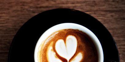Cup, Coffee cup, Serveware, Drinkware, Espresso, Single-origin coffee, Flat white, Caffè macchiato, Drink, Coffee,