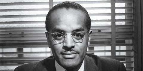 los angeles civil rights leader floyd c covington, 1942