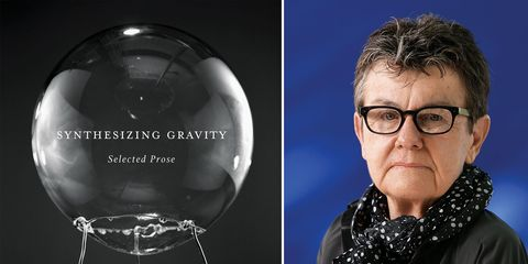 former us poet laureate kay ryan distills a lifetime of thinking about—and writing—verse with the essays collected in synthesizing gravity