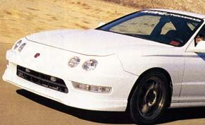 King Motorsports Integra Type R Specs