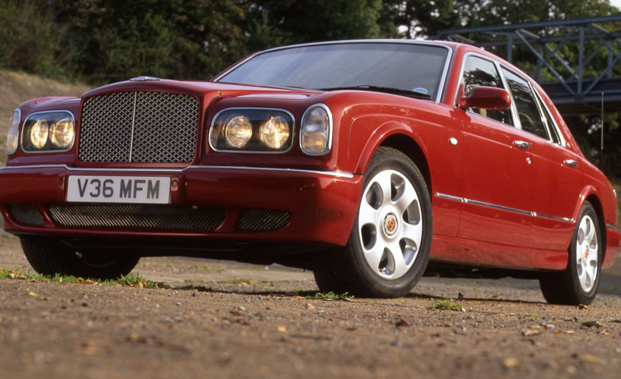 2000 Bentley Arnage Red Label 8211 Review Car And Driver