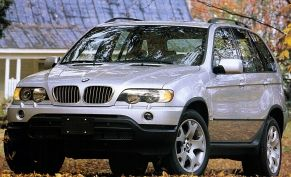 2000 BMW X5 - Review - Car and Driver