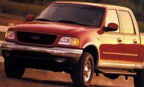 2001 Ford F-150 SuperCrew XLT