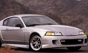 Ford Mustang FR500