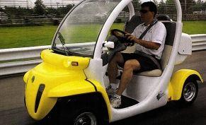 Gem E825 News Car And Driver