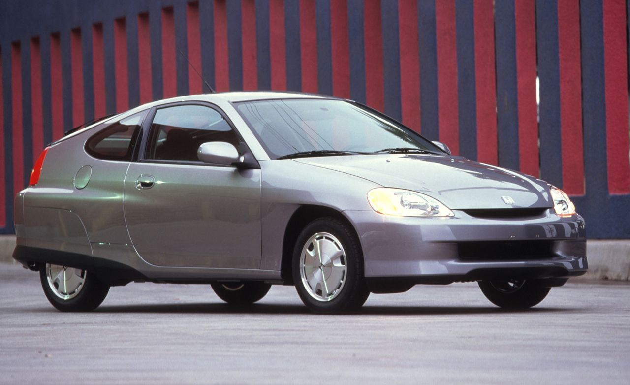 honda insight rh caranddriver com 2002 Honda Insight 2001 honda insight owners manual pdf