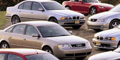 2000 10best Cars