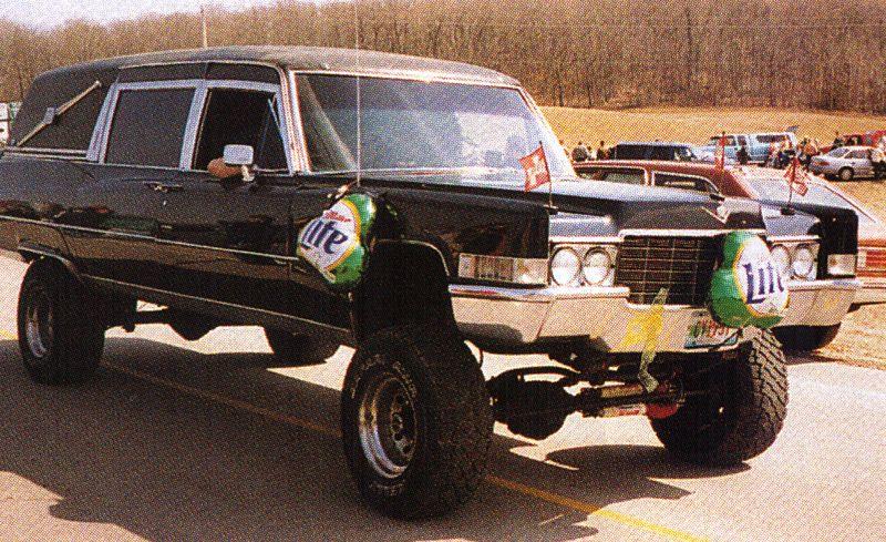 2000 10Best Custom Four-Wheel-Drivers