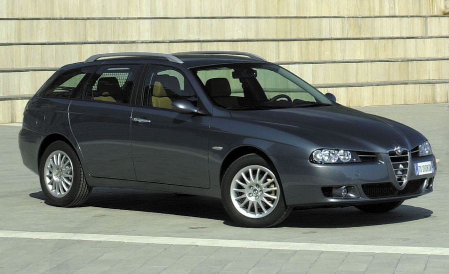 alfa romeo 156 sportwagon. Black Bedroom Furniture Sets. Home Design Ideas