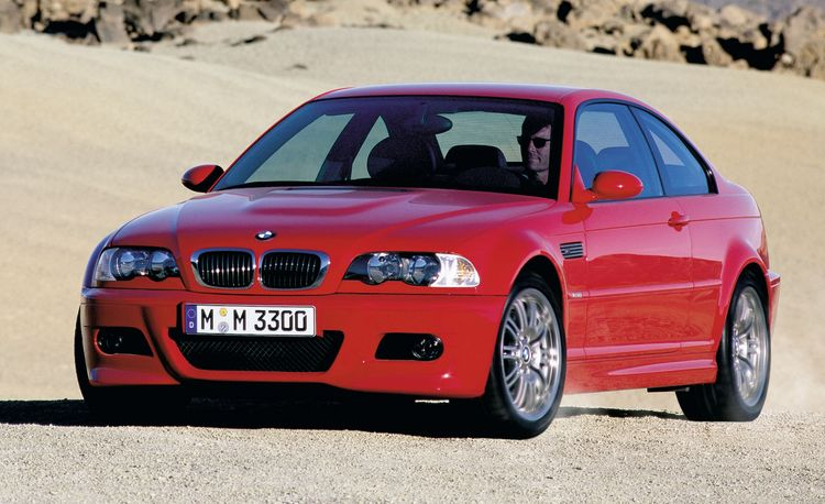 BMW 3-series Convertible, Z8, and M3
