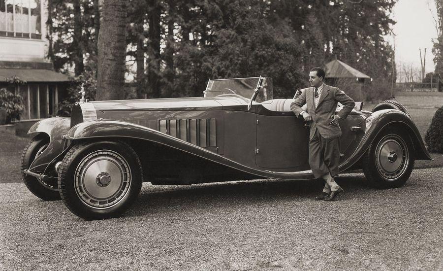 Bugatti Royale 41