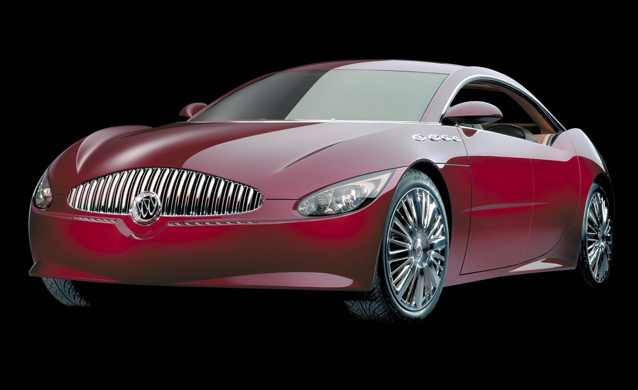 Toyota Build And Price >> Buick LaCrosse Concept