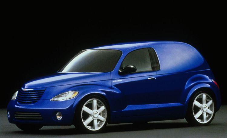 Chrysler Panel Cruiser Concept