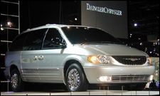 Dodge Caravan, Chrysler Voyager, and Chrysler Town & Country