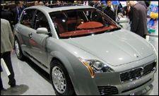Maserati Buran