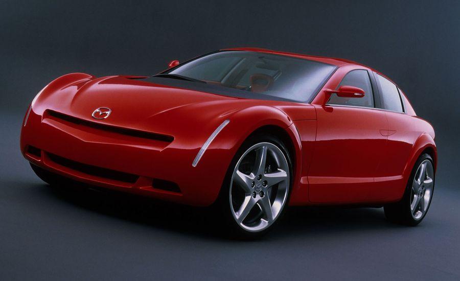 Mazda RX-Evolve Concept
