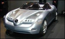 Mercedes Vision SLA Concept