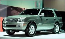 Mercury Mountaineer Concept